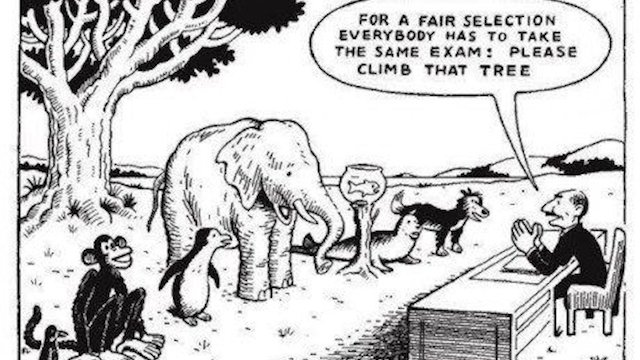 Differences are not deficiencies